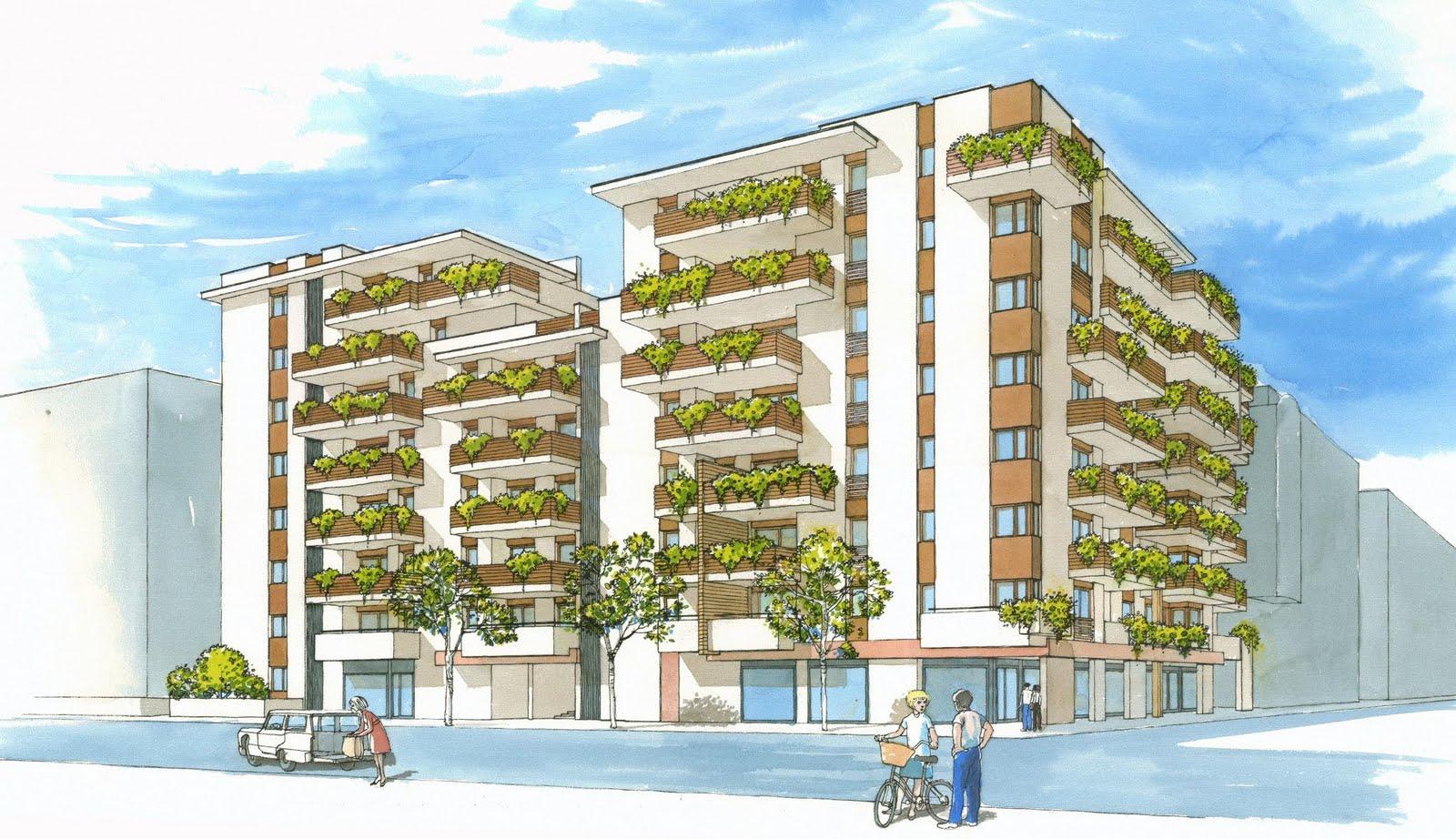 Nasce the plant il condominio verde simile a una fattoria for Piani di fattoria personalizzati
