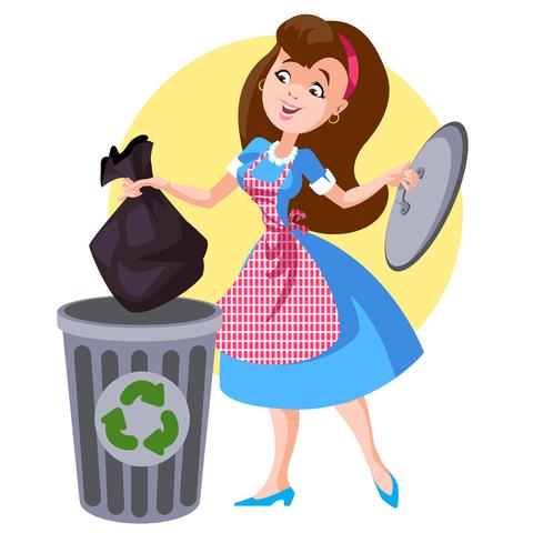 raccolta rifiuti in condominio