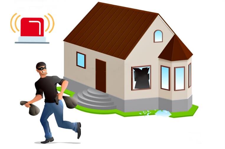 installare un sistema di allarme in condominio