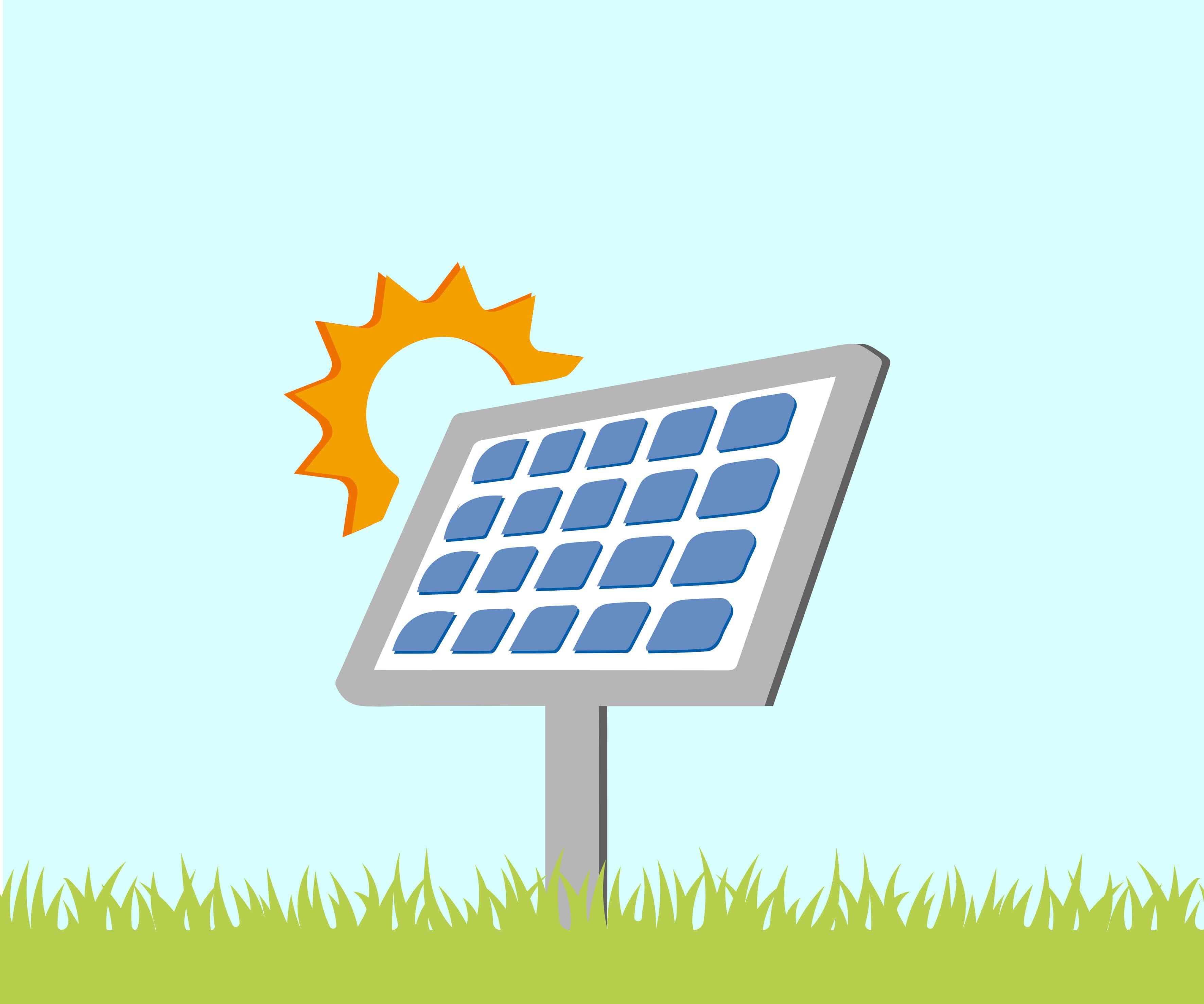 pannelli fotovoltaici sul tetto condominiale