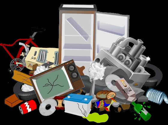lasciare scarpe e spazzatura sul pianerottolo condominiale